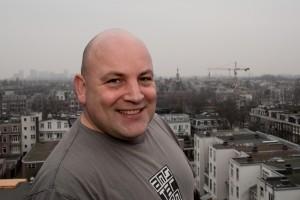 Boris Klatser kandidaat Red Amsterdam