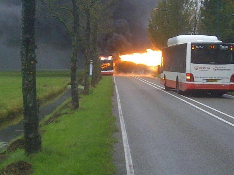 Aardgas / CNG incident Wassenaar (30-10-12)