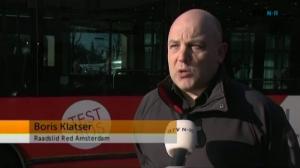 De bussen bij RTVNH Nieuws
