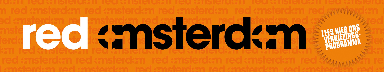Red Amsterdam – stadspartij